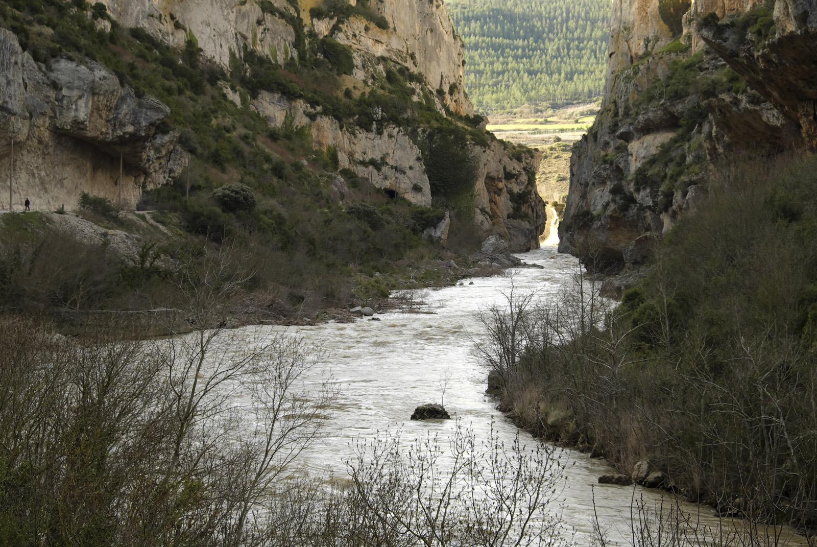 Stage 5B. Sangüesa – Monreal via Foz de Lumbier